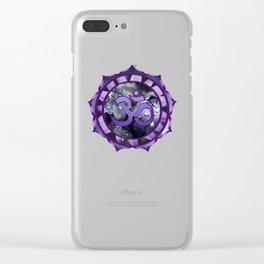 Sahasrara Natural Clear iPhone Case