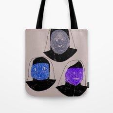 Creatures of Habit Tote Bag