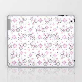 biking Laptop & iPad Skin