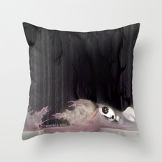 Shadowia Throw Pillow