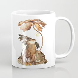 Mushroom Hunter Coffee Mug