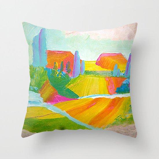 Y8c Throw Pillow