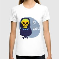 skeletor T-shirts featuring Skeletor-MOTU- by Smurf74