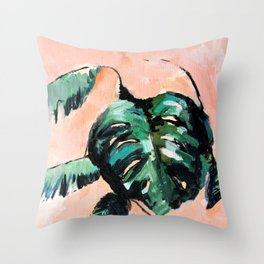 Darling, I Love You Throw Pillow
