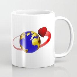 love is all around, #hatetolove Coffee Mug