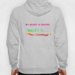 Fathers Day Speedway Car Race Hoody