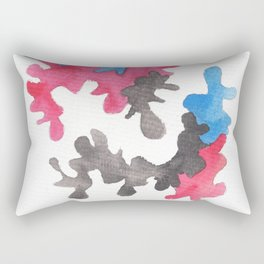 Matisse Inspired | Becoming Series || Glimpses Rectangular Pillow