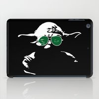 yoda iPad Cases featuring Yoda by eARTh