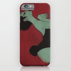burlesquebunny iPhone 6s Slim Case