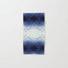 Tie-Dye Dia Blue Hand & Bath Towel