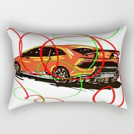 Very Fast and Very stylish !! Rectangular Pillow