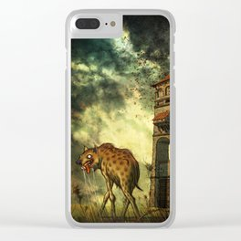 Tower of Despair Clear iPhone Case
