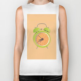 Fruity alarm clock Biker Tank