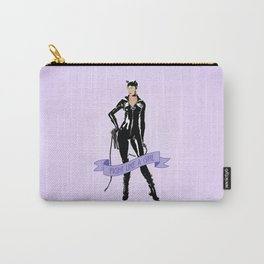 Fight Like a Girl: Catwoman Carry-All Pouch