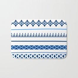 Traditional Influence Pattern I Bath Mat