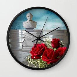The Lobby Wall Clock
