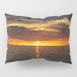 Florida Summer Sunset Pillow Sham