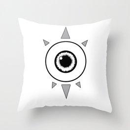 EyeClops Throw Pillow
