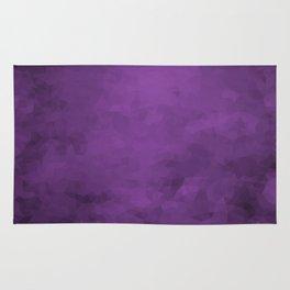 LowPoly Purple Rug