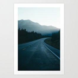 Kananaskis Country Art Print