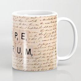 Carpe Librum [seize the book] Coffee Mug