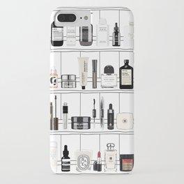 The Black & White shelf iPhone Case