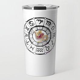 Capricorn Astrological Birth Sign Astrology Horoscope Capricorns Gift Travel Mug