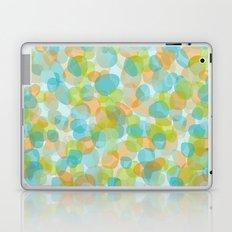 Pebbles Turquoise Laptop & iPad Skin