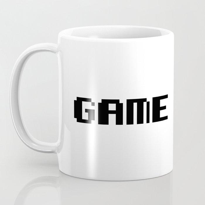 Game Over Coffee Mug