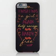 Wuthering Heights' Catherine Earnshaw Slim Case iPhone 6s
