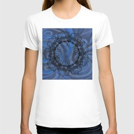 Water Swirl Mandala T-shirt