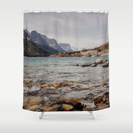 Lakeside at St. Mary's Shower Curtain