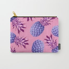 Violet pineapples Carry-All Pouch