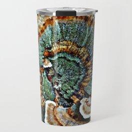 Emerald artifact Travel Mug