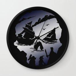 Sea of Thieves Wall Clock