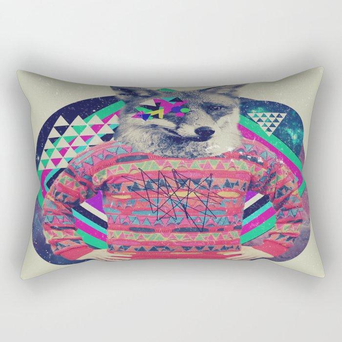 MCVII Rectangular Pillow