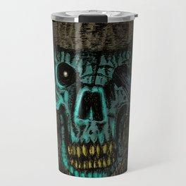 Kill The Corrupt (Portrait Version) Travel Mug