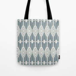 West End - Linen Tote Bag