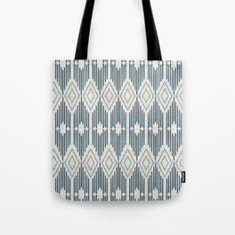 West End - Linen Tote Bag