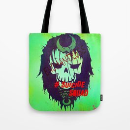 "ENCHANTRESS ""Suicide Squad"" Tote Bag"