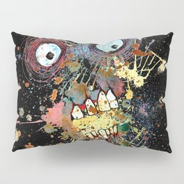 shocked in reverse Pillow Sham
