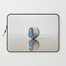 Reflections of A UFO Laptop Sleeve