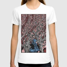 Death's disease with Kierkegaard T-shirt