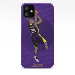 The Black Mamba iPhone Case