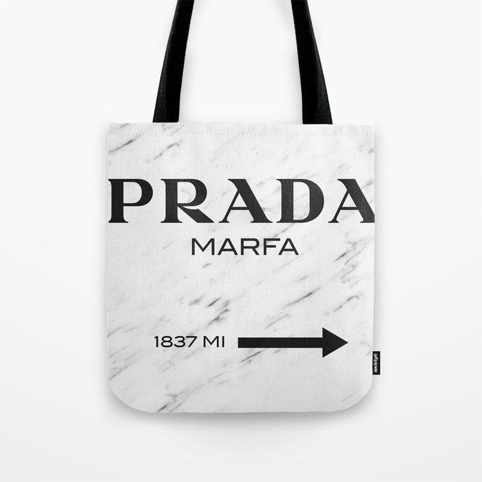 PradaMarfa Tote Bag