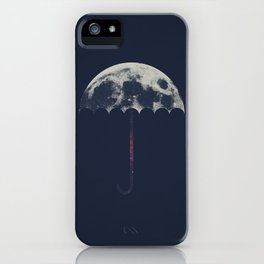 Space Umbrella iPhone Case