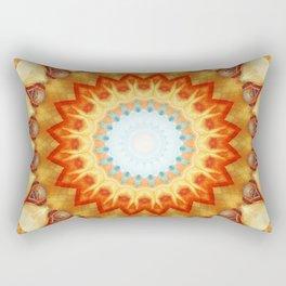 Mandala magnificence Rectangular Pillow