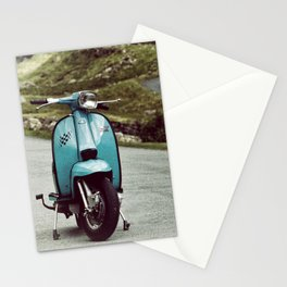 Lambretta Mountain Pass Stationery Cards