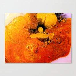 Catalepsy Canvas Print