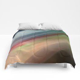 Motion Blur Series: Number One Comforters